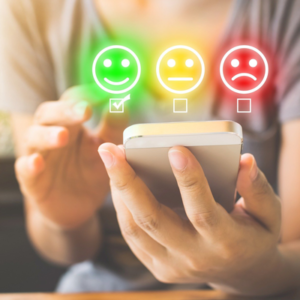 Sending SMS in hotels can help you gather valuable feedback