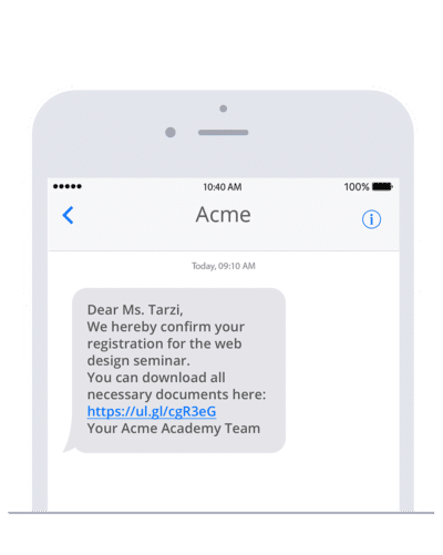 Send SMS without a hassle with the Swift client for sms77