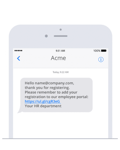 Send SMS with ProcessWire to reach your team effectively